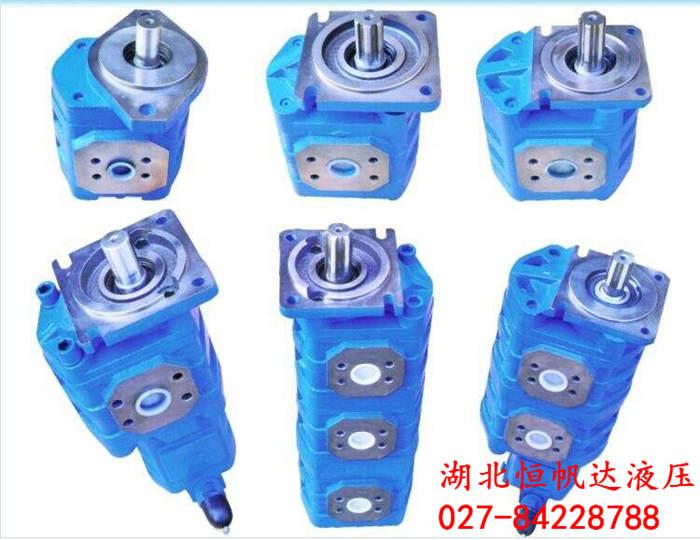 HGP-2A-L3R进口齿轮泵齿轮泵油泵型号