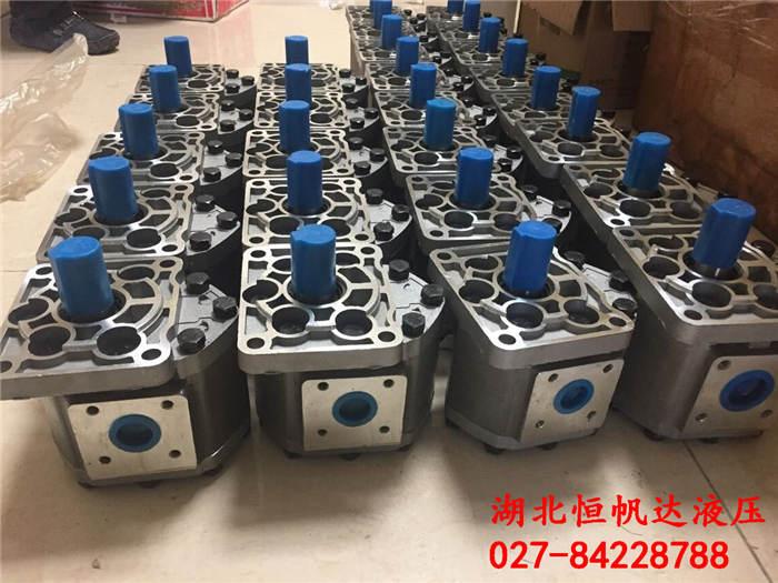 CBY4125-2FR液压齿轮泵齿轮泵型号