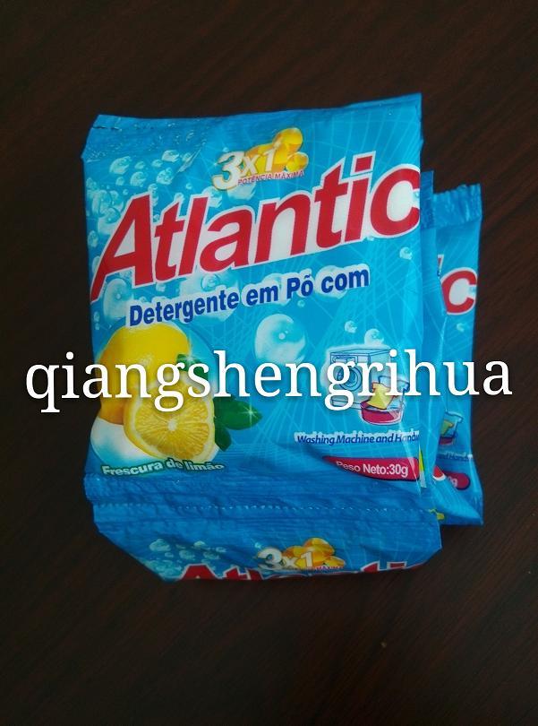山东强盛日化处理30g外贸尾单洗衣粉