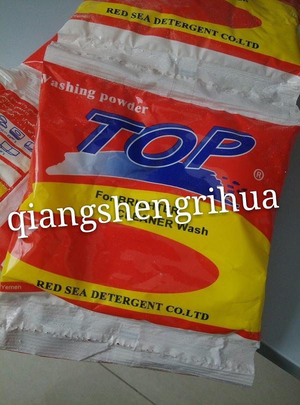 山东强盛日化厂家处理100g加酶加香洗衣粉