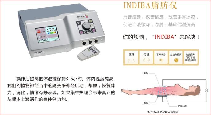 INDIBA脂肪仪行情一流的改善橘皮