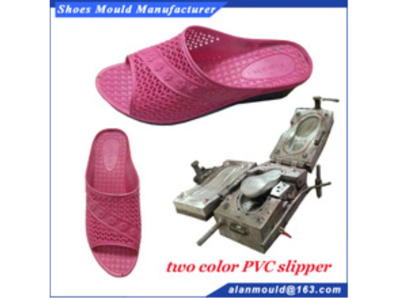 东城pvc双色鞋模供应泉益模具优质pvc双色鞋模