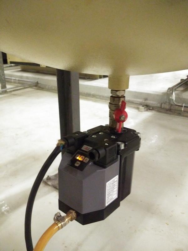 宿州JDV-HP80数字式电子排水器公司新闻