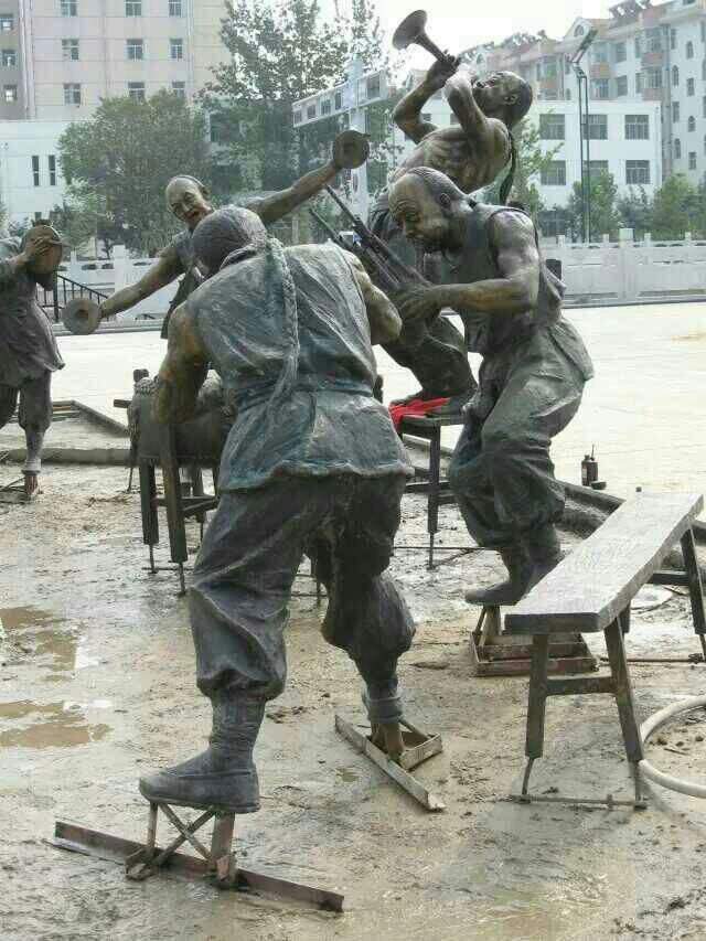 大连甘井子公园雕塑是谁做的大连甘井子公园雕塑制作、大连公园雕塑制作安装