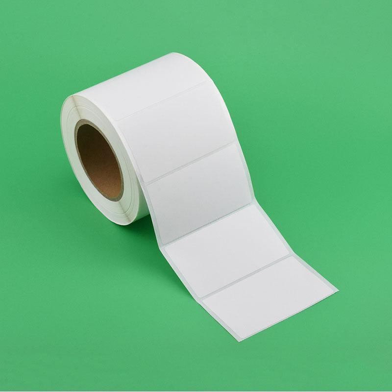 东莞不干胶标签厂家定做热敏不干胶pvc不干胶标签多规格热敏纸标签