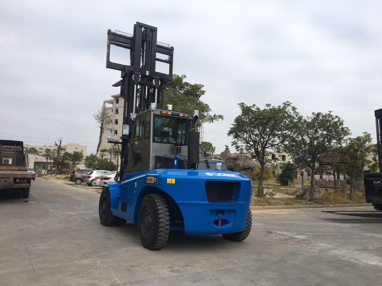 12吨叉车价格 钢卷12吨叉车石材12吨叉车生产厂家福建华南重工