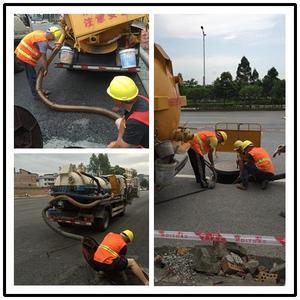 西乌珠穆沁旗清理管道淤泥淤泥清运专业清理
