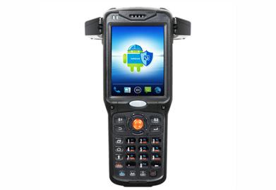 支持hfuhf rfid电子标签读写的手持机