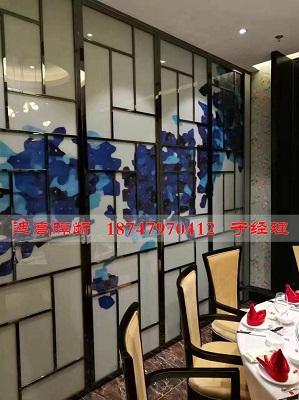 内蒙古乌海推拉隔墙图片