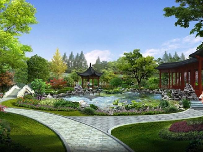 西宁园林景观设计公司 去哪找的青海建筑设计