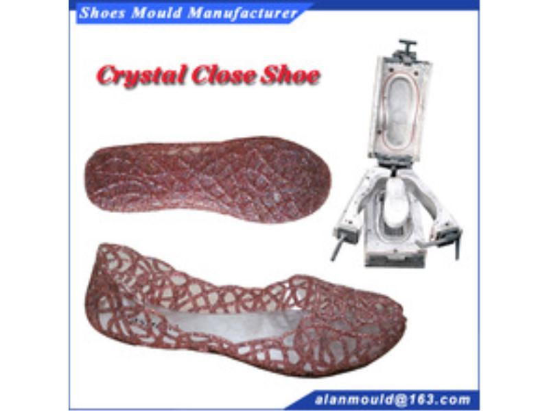 金华pvc水晶鞋模选购pvc水晶鞋模就找泉益模具