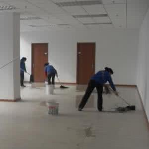 新房开荒保洁都需要用什么清洁用品