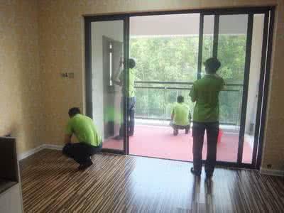 重庆新房开荒保洁保洁多少钱一天