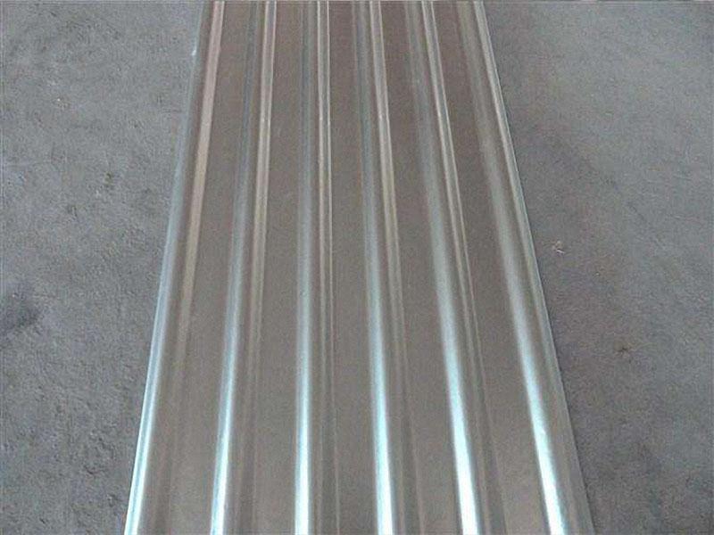 为您南海区银顶瓦业品质好的铝塑八波隔热瓦、隔热瓦供应