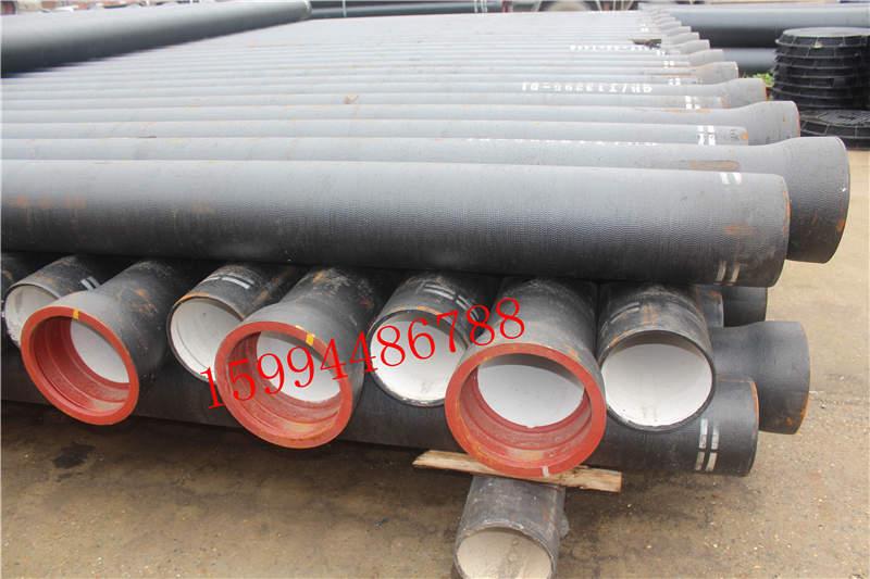 强度高的广西球墨铸铁管哪里买、贵港球墨铸铁供水管