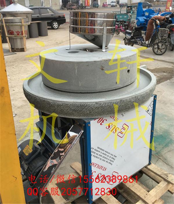 香油石磨机械、无锡稻谷石磨粗粮电动石磨