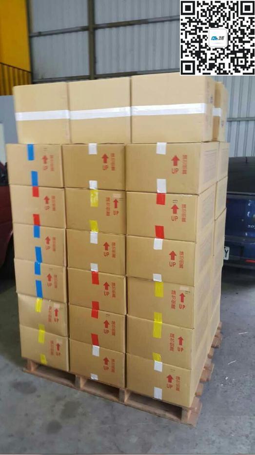大型办公类设备内地出口至台湾有什么清关公司可以做到门到门服务找钦隆国际出货好帮手价格优清关知识丰富