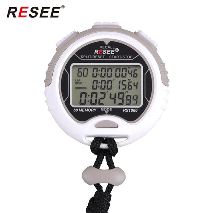 源�^�S家�J�秒表RS1060��r器60道可�P�C高防水�子�A形秒表批�l