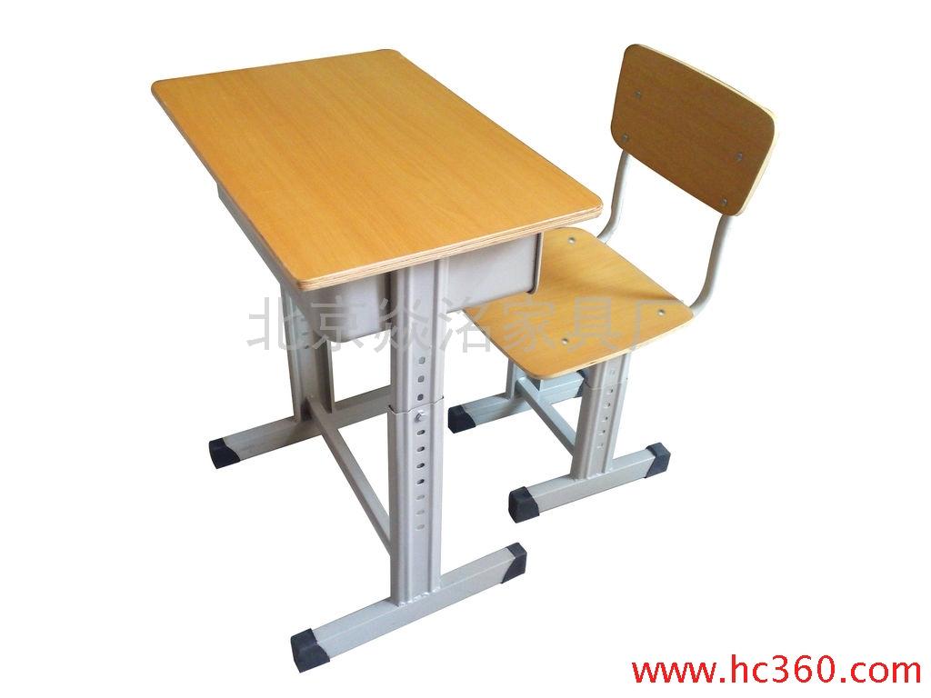 唐山全新课桌椅批发120元一套批发