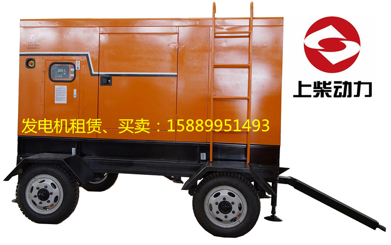肇庆市永丰镇发电机出租厂家直销