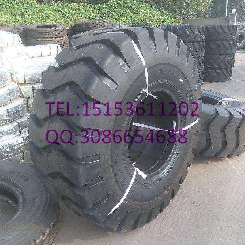 销售全新23.5-25工程铲车尼龙胎 50装载机轮胎规格