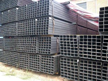 400*400*9.5方管供应销售阳江镀锌方管