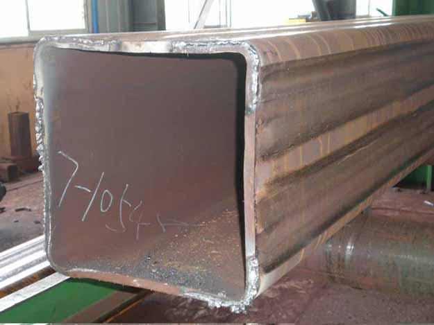 400*400*9.5方管供应销售云浮镀锌方管