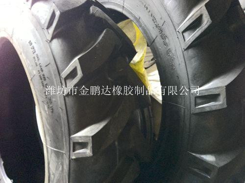 拖拉机农用轮胎12.4-28 全新人字花纹旱田胎报价