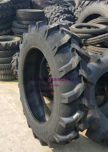 旱田胎11-32人字花纹农用全新三包质量轮胎