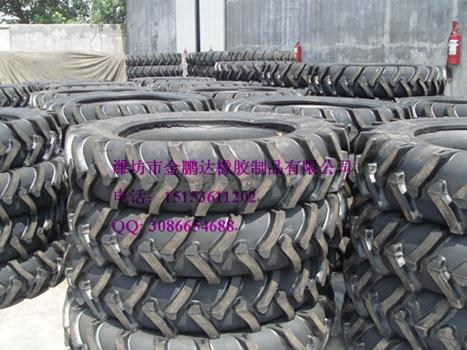 销售13.6-38旱田用拖拉机轮胎 人字花纹农用胎报价规格