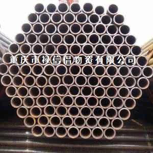重庆销售 q345b焊管 精密焊管 直缝异型钢管  架管 规格齐全