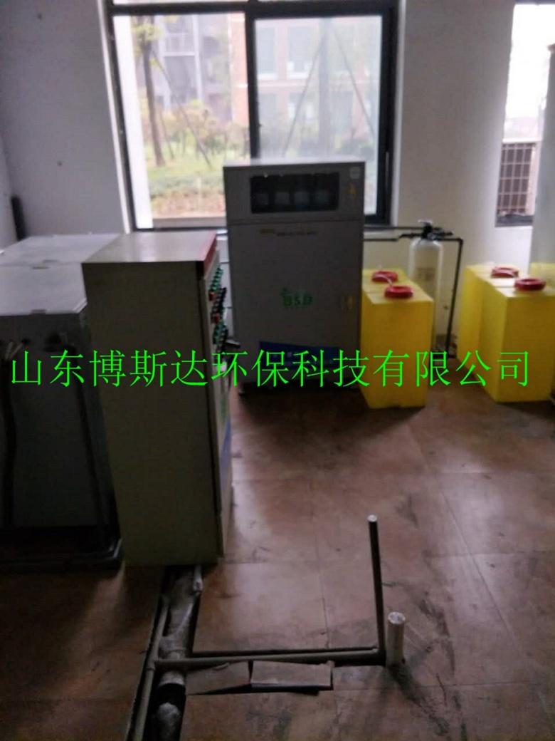 江苏省学院实验室废水综合处理设备