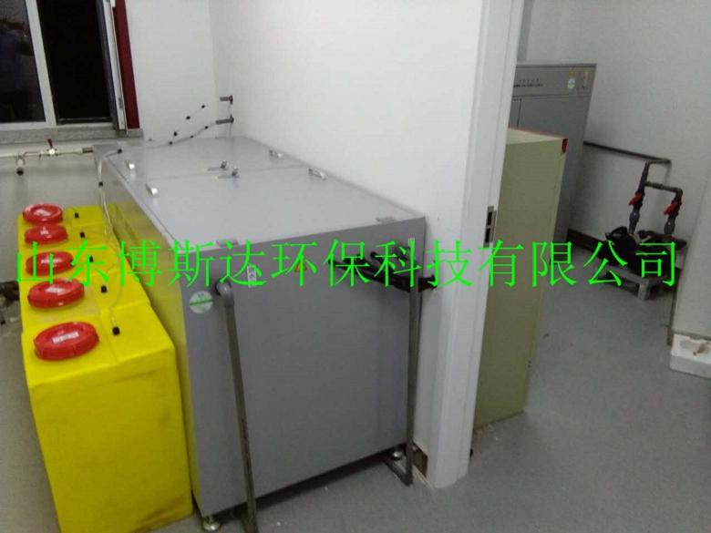 江西省三方检测实验室污水处理装置