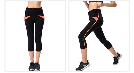 瑜珈服定制、瑜珈裤运动服厂家、加工2017新款瑜伽服、义乌尔友针织