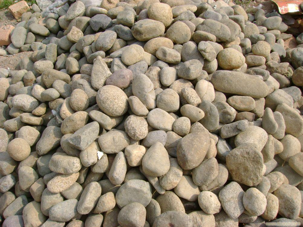 鹅卵石滤料厂家长期直销供应