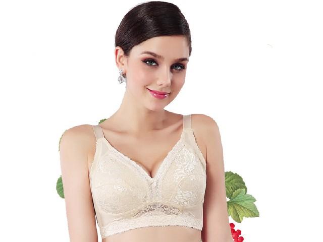 广东规模超大的无钢圈大罩杯文胸市场、塑身内衣收腹美体