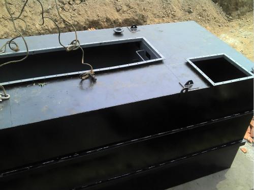 企业污水处理技术方案 纺织厂MBR智能一体化污水处理成套设备