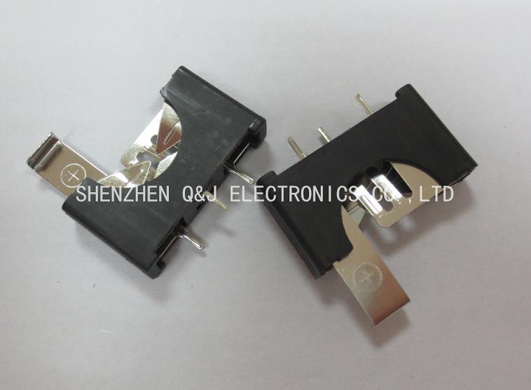 CR2032电池座3DIP立式
