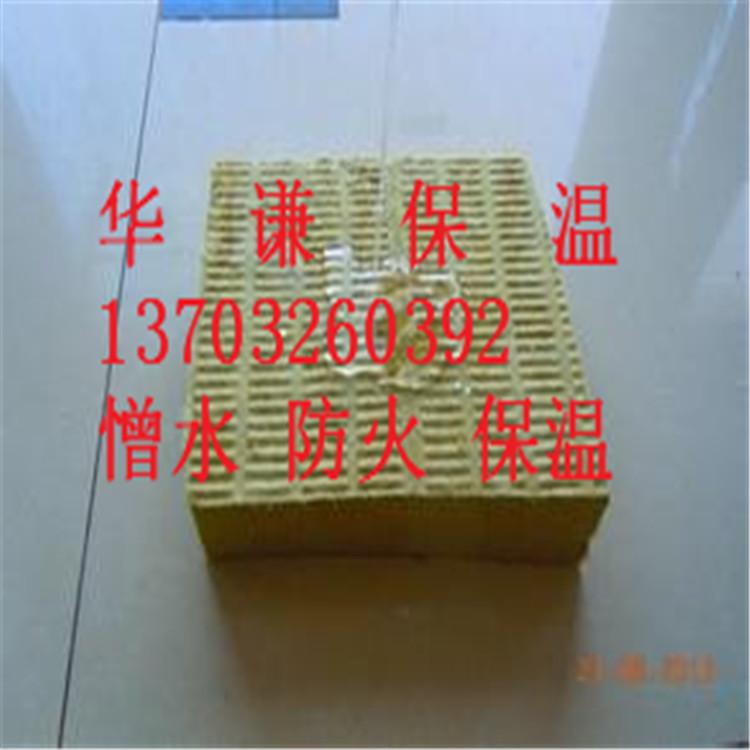 江西省4公分岩棉板生产中