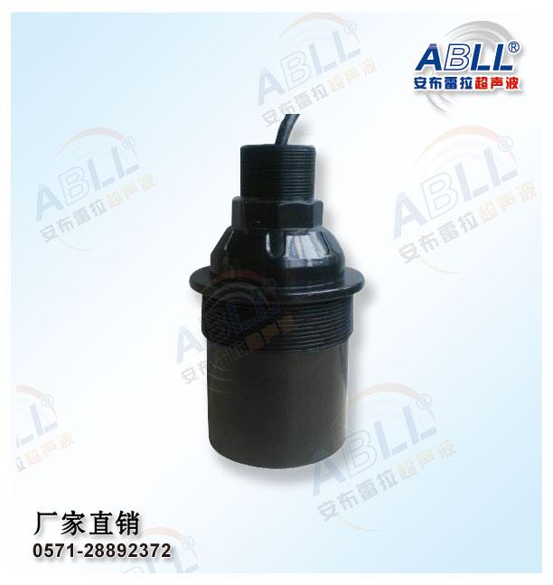 12m量程PTFE材质超声波液位计换能器DYA-34-12C-F