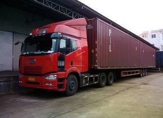 上海到中宁县专线直达货运公司