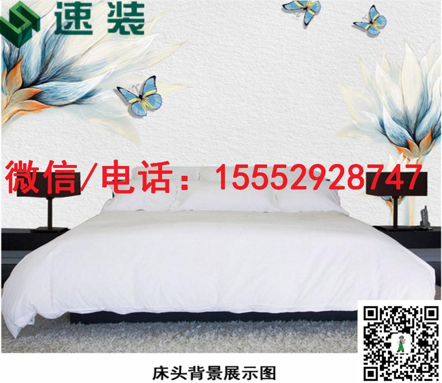 海南三沙3D/5D/6D电视背景墙设计案例