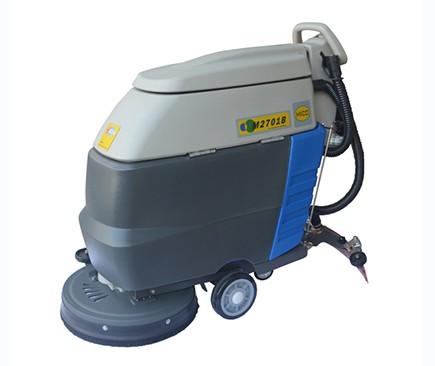 电线式洗地机