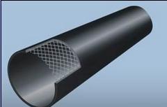 白城PE钢带管专业研发新型塑料管材/赤峰市方立管道