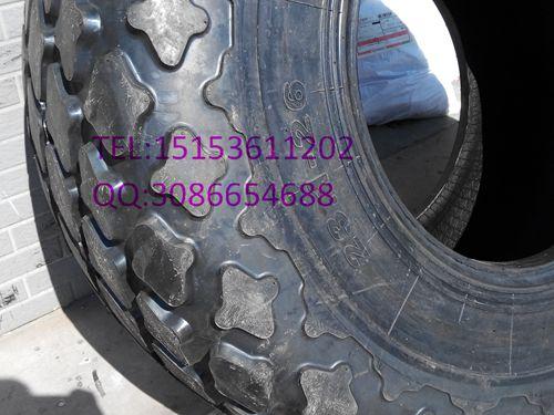 工程全新尼龙胎23.1-26 压路机轮胎出售价格
