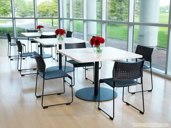 天津烤漆圆形咖啡桌、小户型圆桌、洽谈接待桌