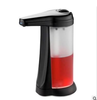 瑞沃厨房台置洗洁精给皂器 卫生间洗手液盒家用自动感应皂液器
