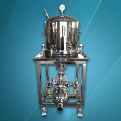 【厂家】质量良好的专利产品过滤器动态 浙江不锈钢精密框式过滤器