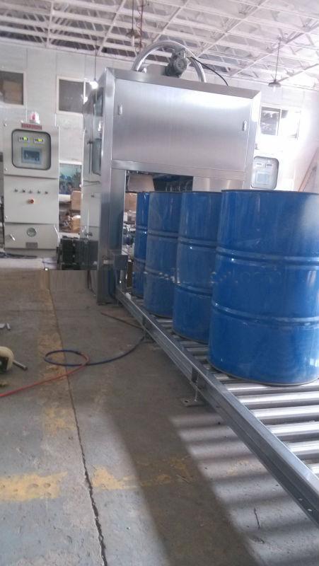 全自动灌装机、200升灌装机、防爆灌装机、自动液体灌装机