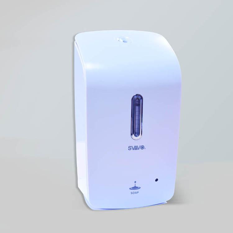 经济实用单头皂液器 酒店宾馆皂液器 皂液盒手动给皂器PL-151051
